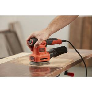 BLACK+DECKER 4-in-1 200W Corded Multi Sander (BEW200-GB)