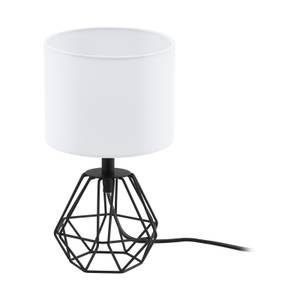 Eglo Carlton Black Steel Geometric Table Lamp
