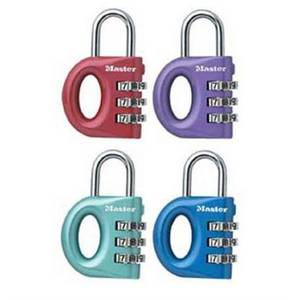 Master Lock Combination Padlock - 32mm