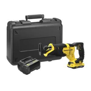 STANLEY FATMAX V20 18V Cordless Reciprocating Saw (SFMCS300D1K-GB)