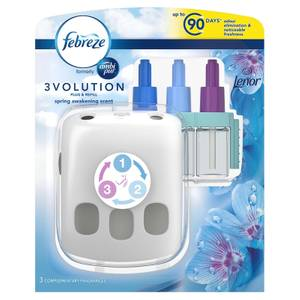 Ambi Pur 3Volution Air Freshner Plug-In Starter Kit Spring Awakening 20ml