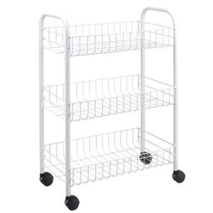 3 Tier Multi Purpose Storage Trolley