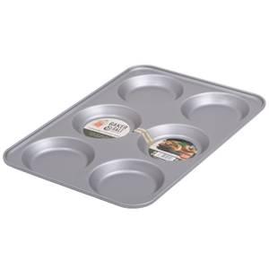 6 Holes Yorkshire Pudding Tray 0.6 Gauge