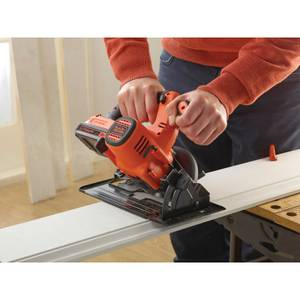 BLACK+DECKER 18V Cordless Circular Saw (BDCCS18C1-GB)