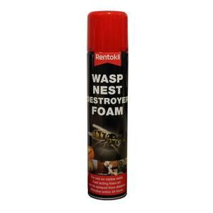 Rentokil Wasp Nest Destroyer - 300ml
