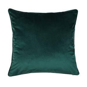 Velvet Cushion - Emerald