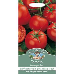 Tomato Moneymaker (Lycopersicon Lycopersicum) Seeds