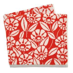 Helena Springfield Copenhagen Tivoli Bath Sheet - Coral