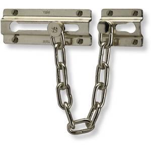 Yale Door Chain - Chrome