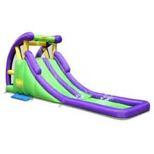 Happy Hop Double The Fun Water Slide