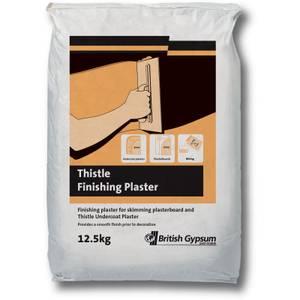 Thistle Finishing Plaster - 12.5kg