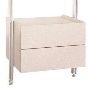 Relax Linen Double Drawer Box Kit (H)380mm x (W)550mm x (D)500mm