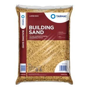 Tarmac Building Sand Large Bag - 22.5kg