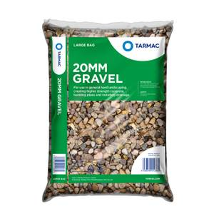 Tarmac 20mm Gravel Large Bag - 22.5kg