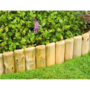 Softwood Garden Border Section - 1m x 150mm