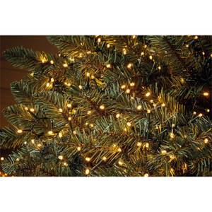 300 LED Timer String Christmas Tree Lights Warm White (Battery Operated)