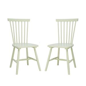 Laura Spindle Back Chair - Set of 2 - Sage Green