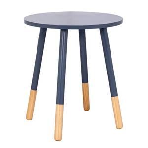 Lino Pastel Table - Grey
