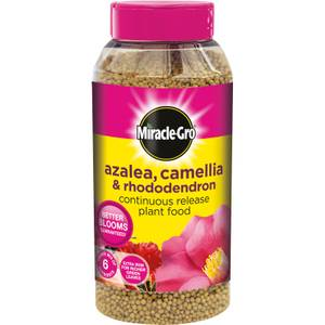 Miracle-Gro Continuous Release Azalea, Camellia & Rhododendron Plant Food - 1kg