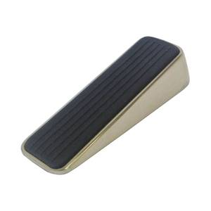 Satin Nickel Door Wedge