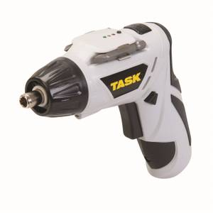 TASK 3.6V Cordless Screwdriver