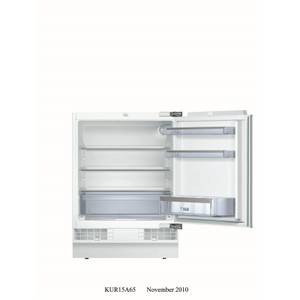 Bosch KUR15AFF0G Series 6 Built-under Refrigerator