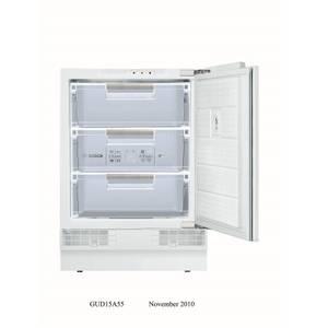 Bosch GUD15AFF0G Series 6 Built-under Freezer