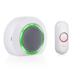 Byron 23522UK 175m Plug-in Wireless Doorbell set