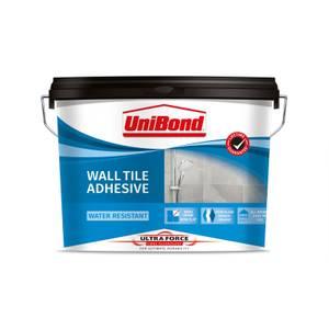 UniBond UltraForce Wall Tile Adhesive 13.8kg
