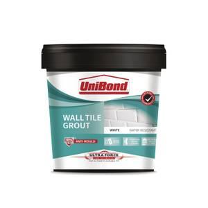 UniBond UltraForce Wall Tile Grout White 1.38kg