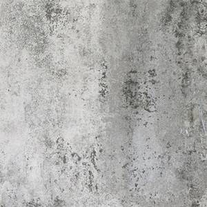 PVC Panel 2400x1000x10mm - Silver Retro Metallic