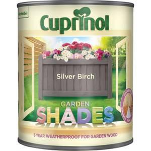 Cuprinol Garden Shades - Silver Birch - 1L