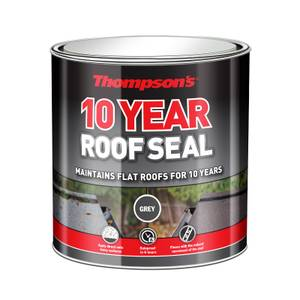 Thompsons 10 Year Roof Seal - Grey - 2.5L