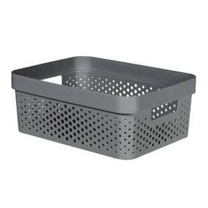Infinity Medium Box - 11L - Dark Grey