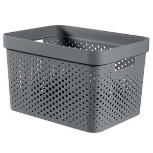 Infinity Large Box - 17L - Dark Grey
