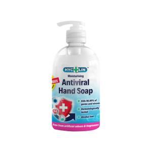 Hycolin Antiviral Hand Soap
