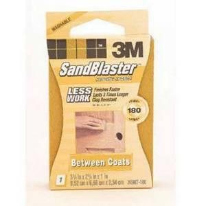 3M P180 SandBlaster Sponge - Very Fine