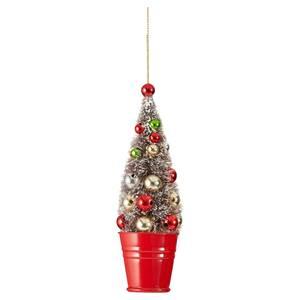 Traditional Christmas Hanging Tree Decoration - Assortment