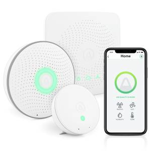 Airthings House Kit - Complete Indoor Air Quality solution for the home