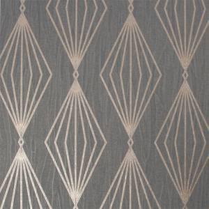 Boutique Marquise Geo Smokey Quartz Wallpaper