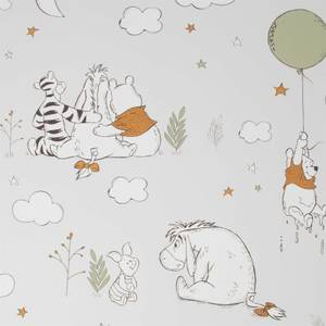 Disney Winnie The Pooh Up And Away Wallpaper