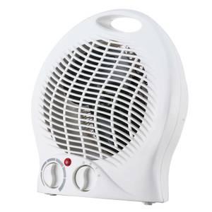 Upright Fan Heater White 2000W