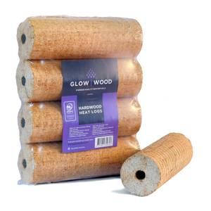Glowwood Birch Round Fuel (4 Pack)