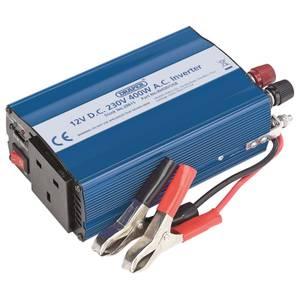 Draper 400W DC-AC Inverter with USB
