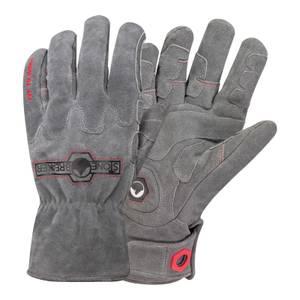 StoneBreaker Trades Winter Demolition Gloves - Large - Grey