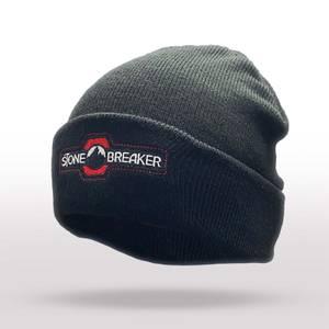 StoneBreaker Knit Winter Hat - Black