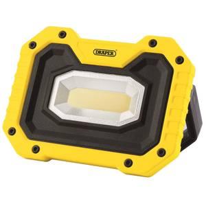 Draper 5W COB LED Worklight (4 x AA batteries supplied) 500 lumens
