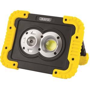 Draper 10W Rechargeable COB LED Worklight