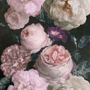 Arthouse Highgrove Floral Charcoal Wallpaper
