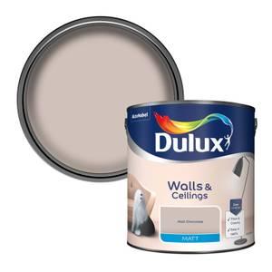 Dulux Malt Chocolate - Matt Emulsion Paint - 2.5L